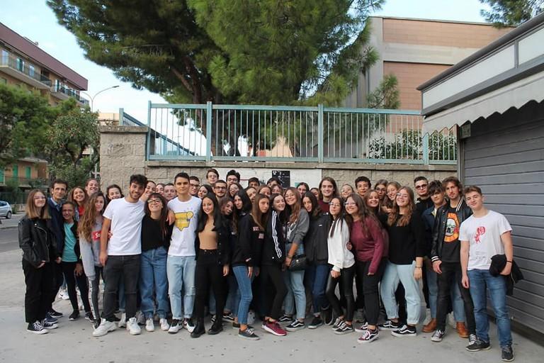 Il movimento giovanile Bisceglie illuminata