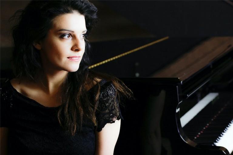 La pianista Ilaria Loatelli