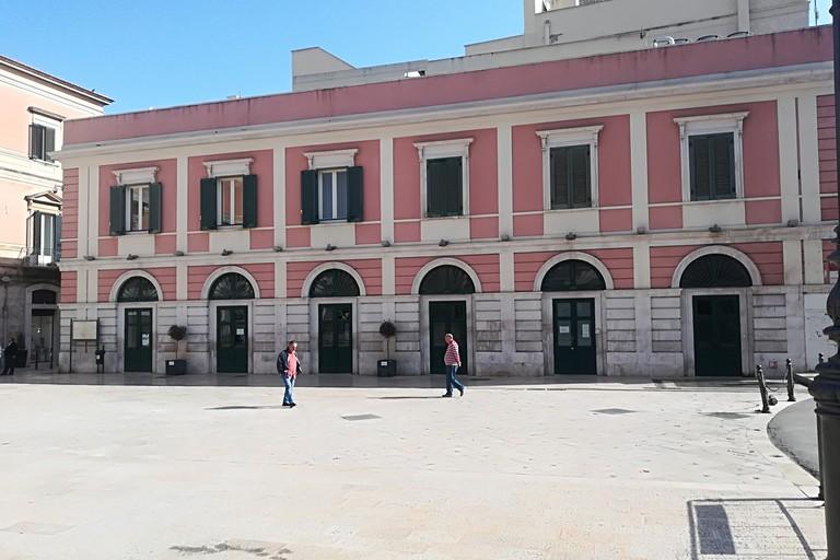 teatro Garibaldi. <span>Foto Vincenzo Cassano</span>