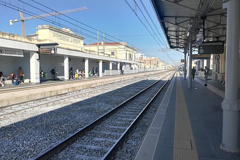 Stazione ferroviaria (Foto Vincenzo Cassano)
