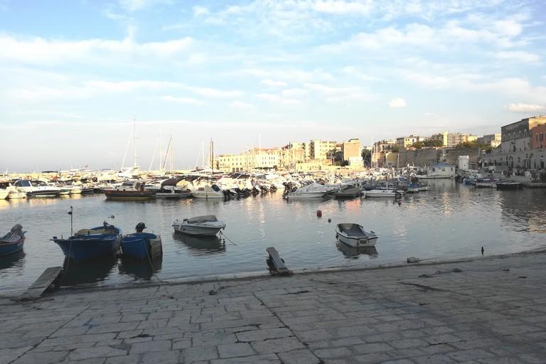 porto di Bisceglie. <span>Foto Vincenzo Cassano</span>