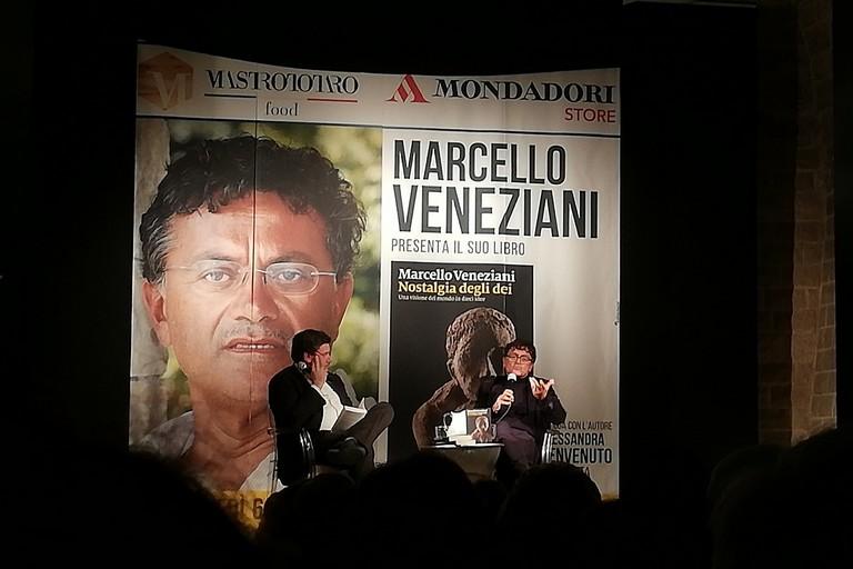 Marcello Veneziani. <span>Foto Mauro Angarano</span>