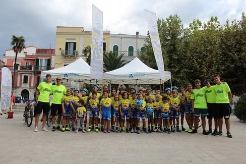 Scuola di Ciclismo Ludobike Recing Team a Corato