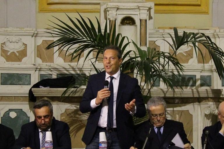 Francesco Spina (Foto BisceglieViva)