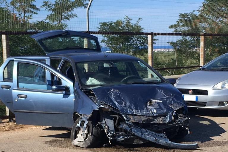 Incidente stradale sulla provinciale Bisceglie Andria
