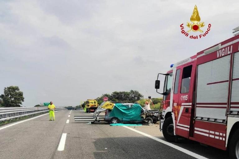 Le conseguenze del tragico incidente stradale di Petacciato