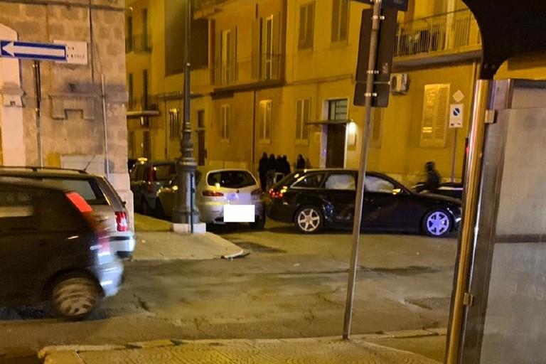 Incidente stradale in via Piave