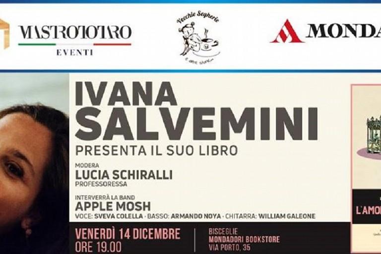 Ivana Salvemini presenta il suo libro