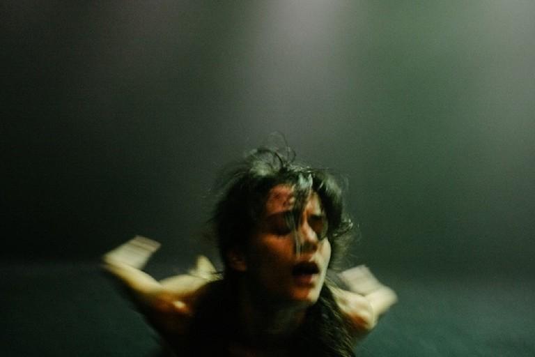 La morte e la fanciulla. <span>Foto Simone Cargnoni</span>