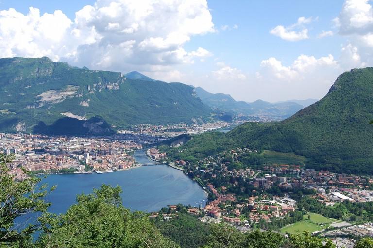 Il ramo del lago di Como