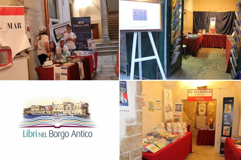 Case editrici protagoniste a Libri nel Borgo Antico