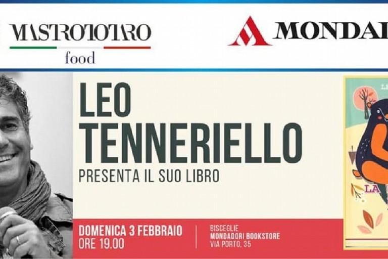 Leo Tenneriello presenta il libro: