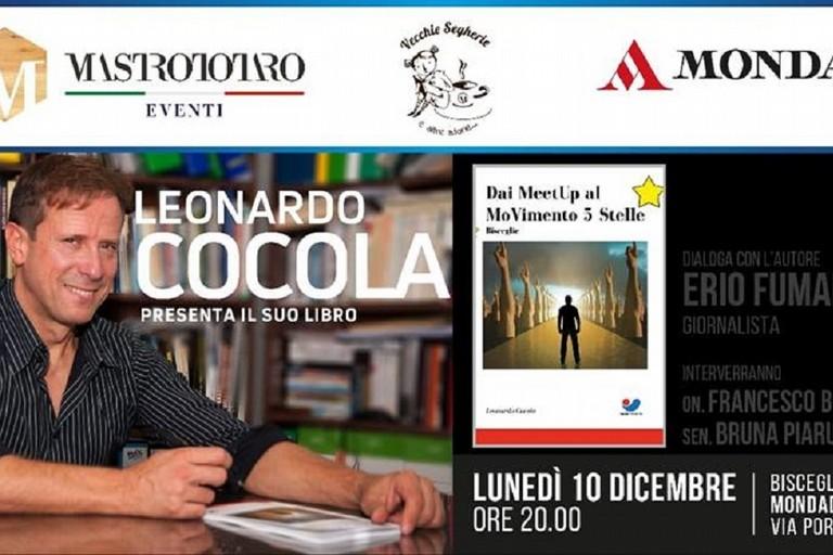 Leonardo Cocola presenta il suo libro:
