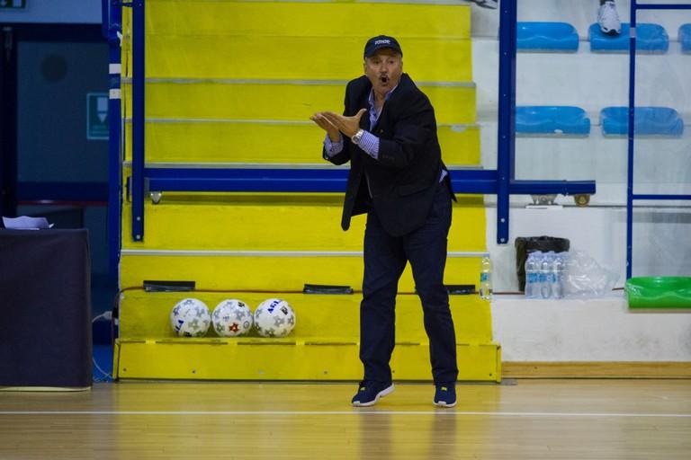 Futsal Bisceglie, calendario sbarazzino: subito il Meta dell'ex David Sanchez