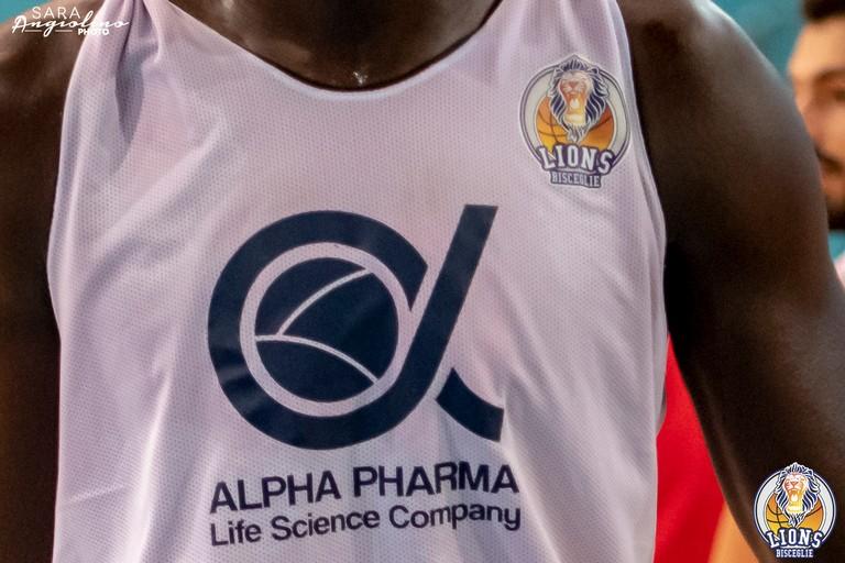 Alpha Pharma Bisceglie. <span>Foto Sara Angiolino</span>