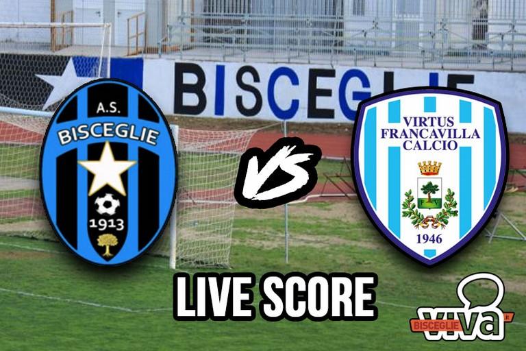 Calcio: Bisceglie-Virtus Francavilla in tempo reale. <span>Foto Graziana Ciccolella</span>