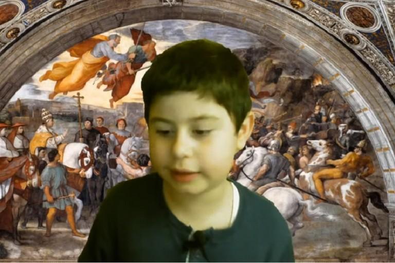 Il piccolo Lorenzo