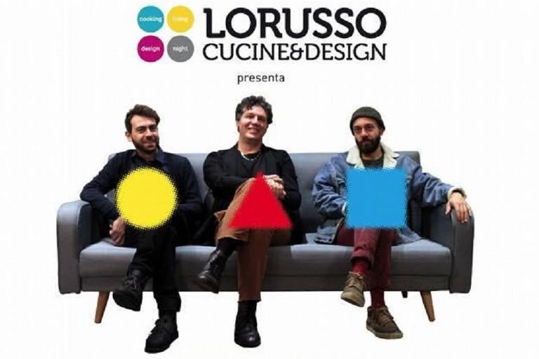 Mirko Signorile trio trip in concerto per Lorusso cucine
