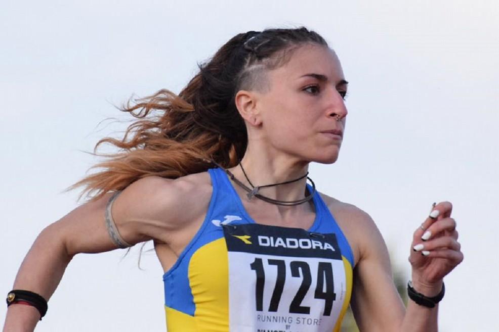 Lucia Pasquale. <span>Foto Vincenzo Muciaccia</span>