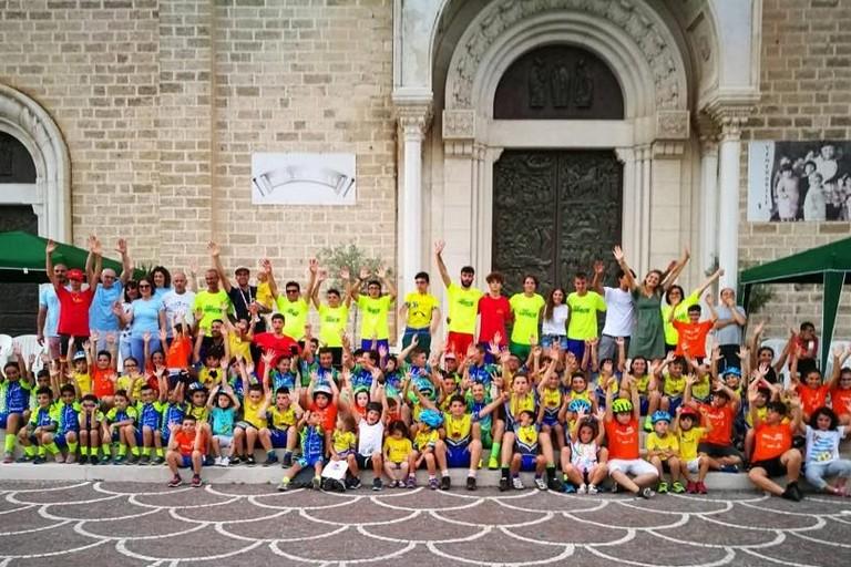 Sport E Benessere Nell Evento Ludobike Bisceglie Universo Salute