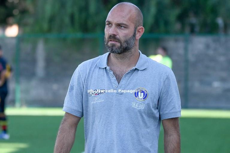 Luigi Di Simone. <span>Foto Marcello Papagni</span>