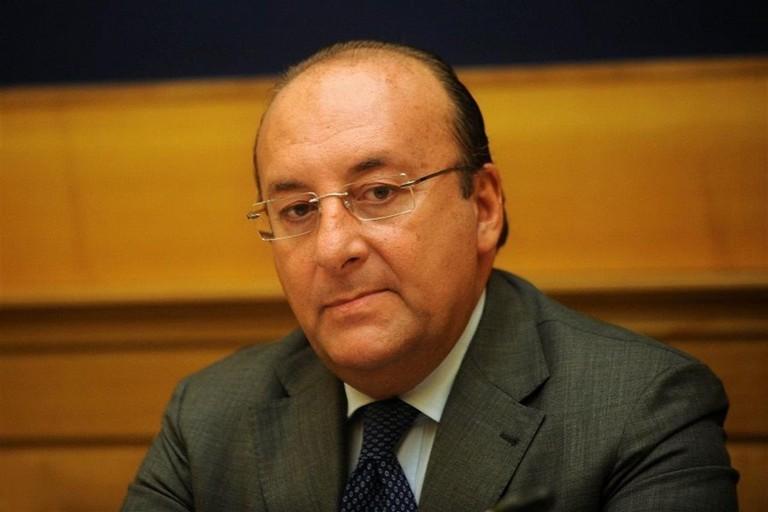 Luigi Vitali, segretario regionale di Forza Italia