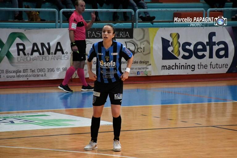 Lisiane Buzignani. <span>Foto Marcello Papagni</span>