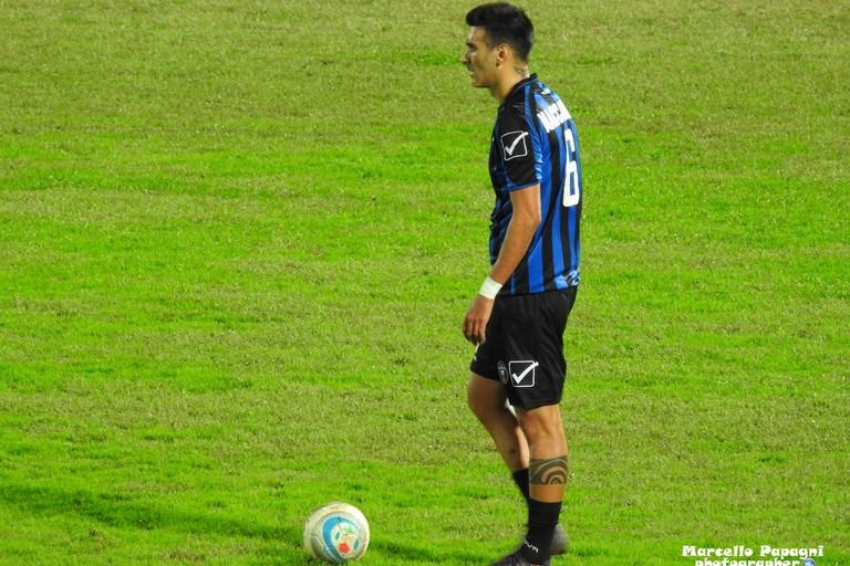Giordano Maccarrone. <span>Foto Marcello Papagni</span>