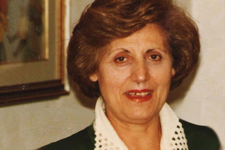 Addio ad Antonia Simone, vedova Caputi. Il commosso grazie dei parenti all'hospice don Uva