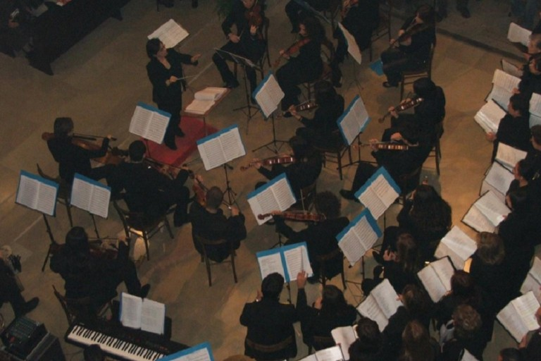 Orchestra diretta dal maestro Mirella Sasso