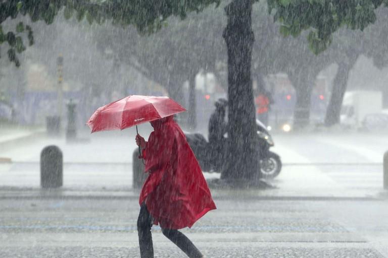 Abruzzo: arrivano temporali e piogge anche di forte intensità
