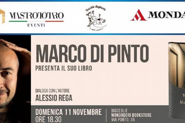 Marco di Pinto presenta il suo libro