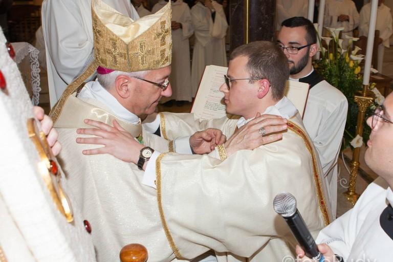 L'ordinazione diaconale di Mario Luciano Sciacqua