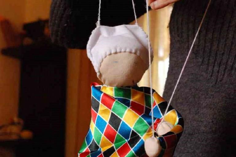 Marionetta a filo