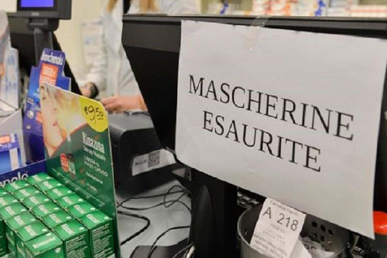 Mascherine esaurite