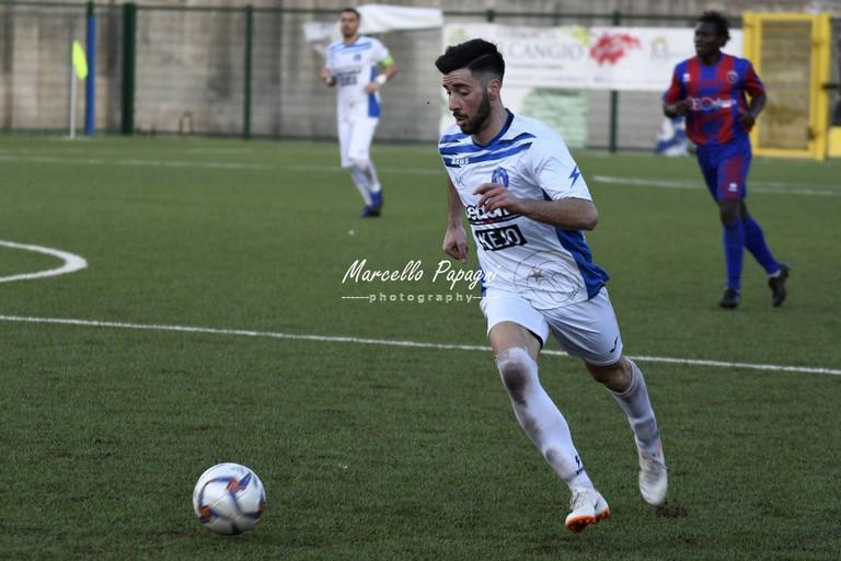 Matteo Triggiani (Foto Marcello Papagni)