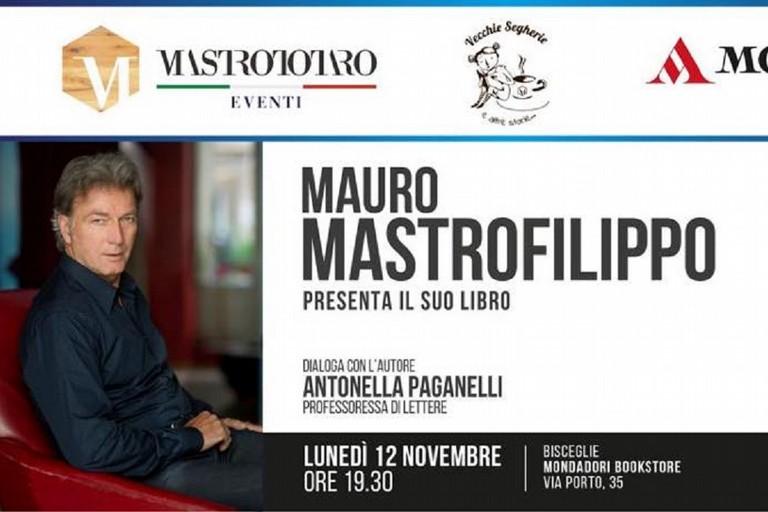 Mauro Mastrofilippo presenta il suo libro a Bisceglie