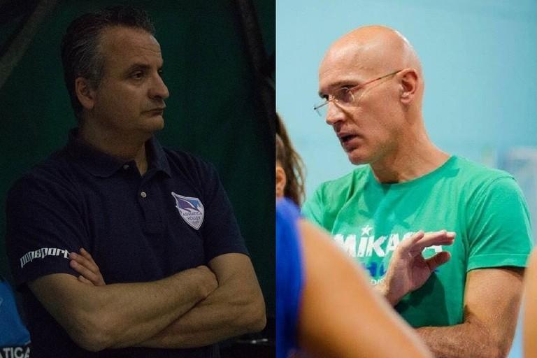 Mauro Mazzola e Nicola Nuzzi