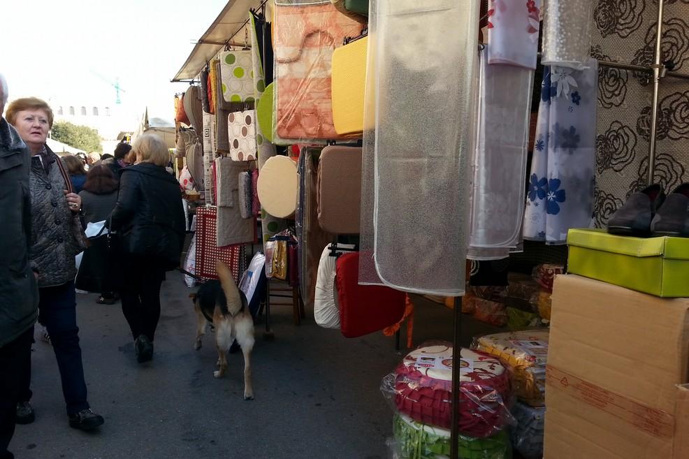 Domenica mercato straordinario