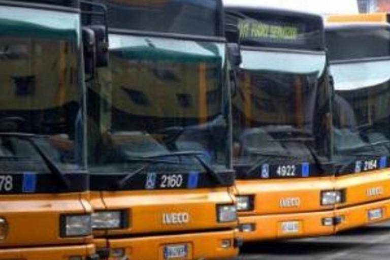 Mezzi di trasporto pubblico locale (repertorio)