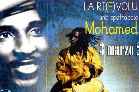 Mohamed circolo arci. <span>Foto Serena Ferrara</span>