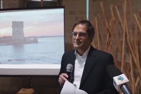 Angelantonio Angarano annuncia la candidatura a sindaco