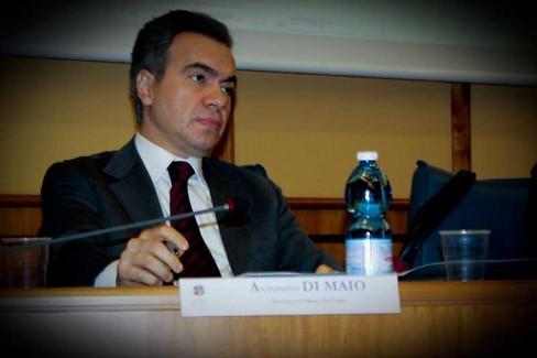 Antonino Di Maio, procuratore della repubblica di Trani