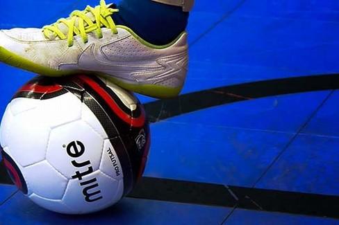 calcio a 5. <span>Foto Graziana Ciccolella</span>