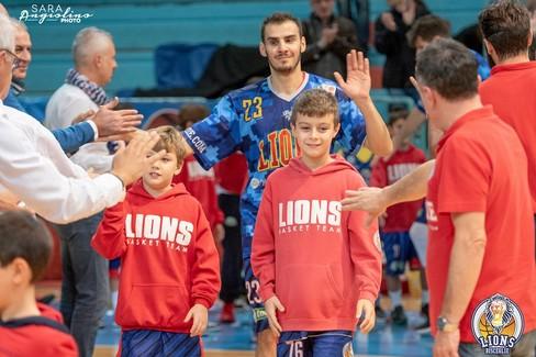 Dopogara Lions Bisceglie-Pozzuoli: Cesare Zugno