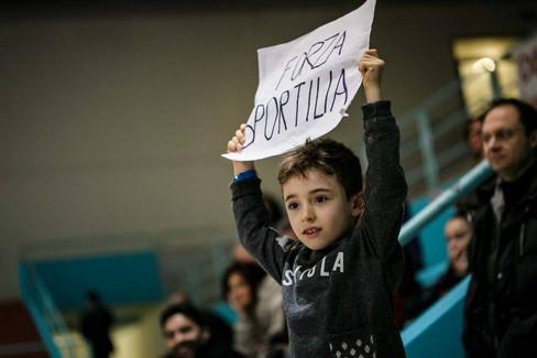 Piccoli tifosi di Sportilia
