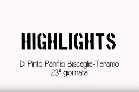 Basket Serie B, HL Di Pinto Panifici Bisceglie-Teramo