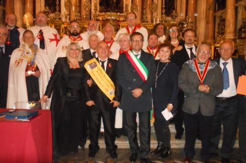 Autunno in cappella a Napoli