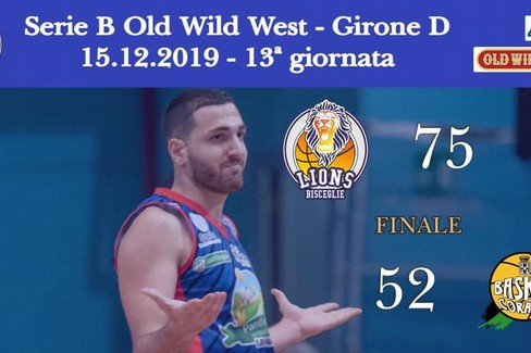 Highlights Lions Bisceglie-Corato