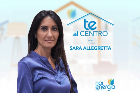 Te al centro con Sara Allegretta